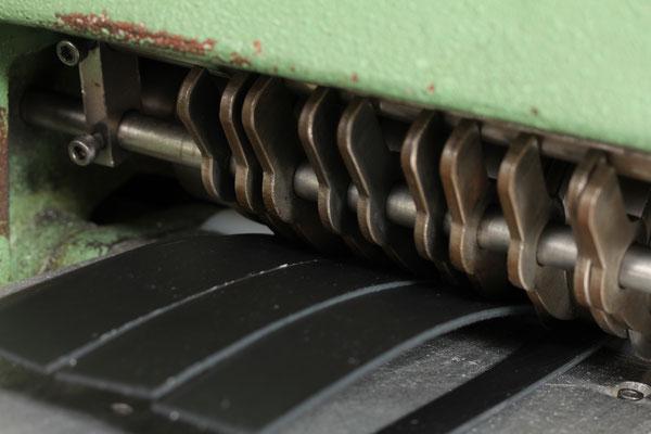 Riemenschneidemaschine