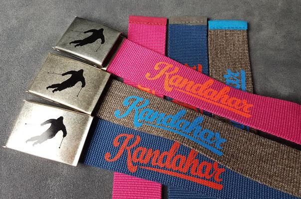 Bandgürtel 'Kandahar'