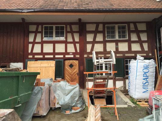 Nächste Station ist das Haus Wyttenabch.