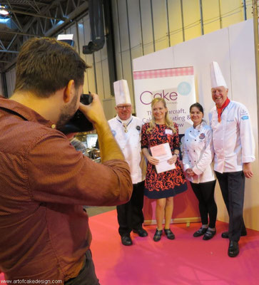 Art Of Cake Design Katerina Schneider : Cake International Birmingham 2015 - Katerina Schneider ...