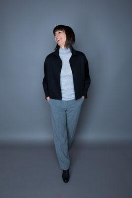 Hose und Softshell Jacke