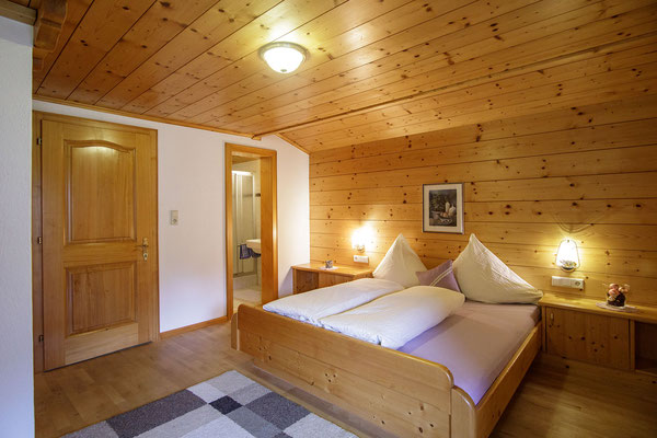 Appartment Monika im Montafon - Appartment Gweil - Schlafzimmer 3