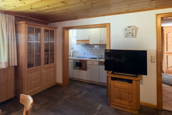 Appartment Monika im Montafon - Appartment Gweil - Die Wohnküche