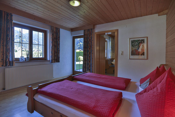 Appartment Monika im Montafon - Appartment Maderer - Schlafzimmer 2