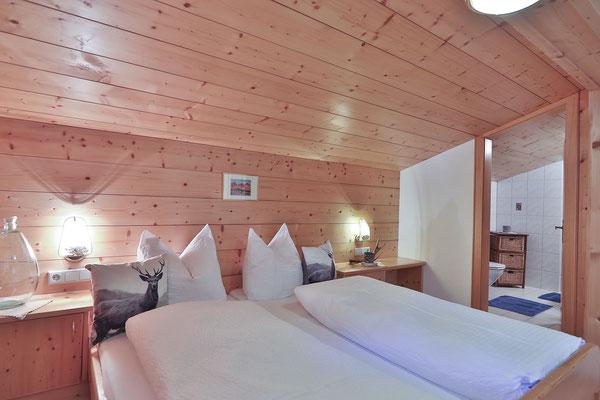 Appartment Monika im Montafon - Appartment Gweil - Schlafzimmer 1