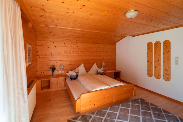 Appartment Monika im Montafon - Appartment Gweil - Schlafzimmer 2