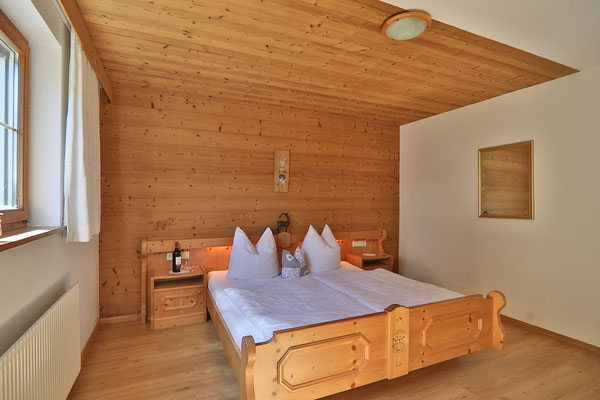 Appartment Monika im Montafon - Appartment Maderer - Schlafzimmer 1