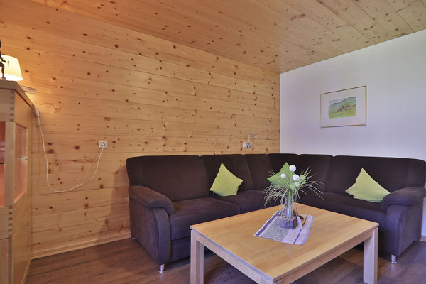 Appartment Monika im Montafon - Appartment Maderer - Wohnraum