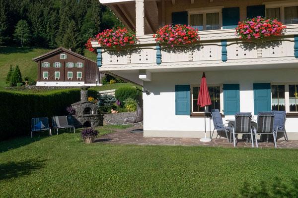 Appartment Monika in St. Gallenkirch im Montafon - 9