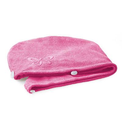 Haarturban Einheitsgröße, pink - Artikelnr. 8065
