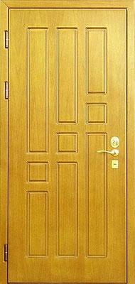 МДФ № 26. металлическая дверь город Руза.