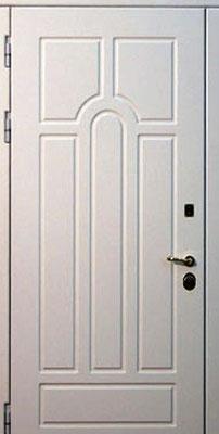 Металлическая дверь в городе Можайск.  серия МДФ № 14.
