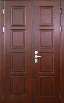 металлическая дверь город Руза серия МДФ № 32.