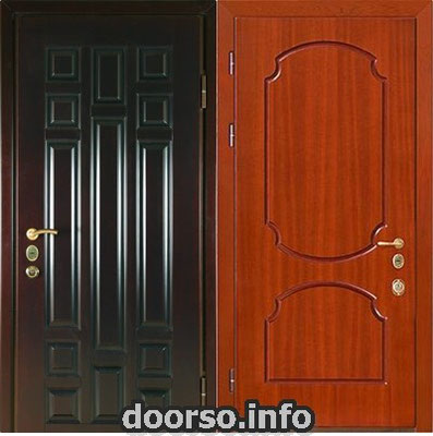 Дверь серии МДФ № 9.