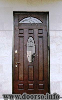 Металлические двери в Зеленограде.