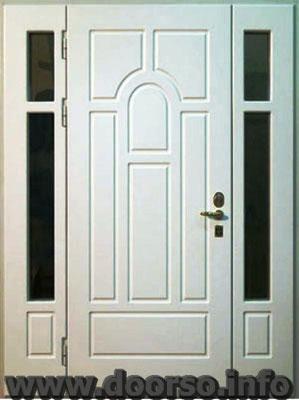Металлические двери в городе Руза.