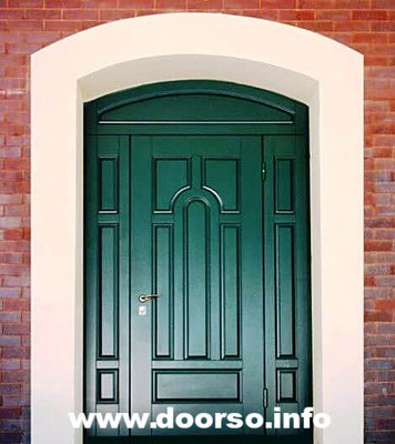 МДФ гладкий зеленный цвет.