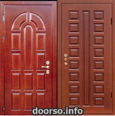 Двери серии МДФ № 8.
