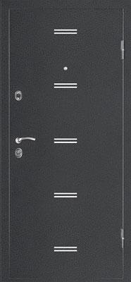 Металлическая дверь серии МДФ № 15.