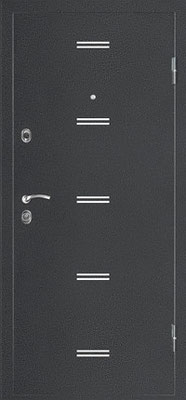 Металлическая дверь  в городе Можайск. серия МДФ № 15.