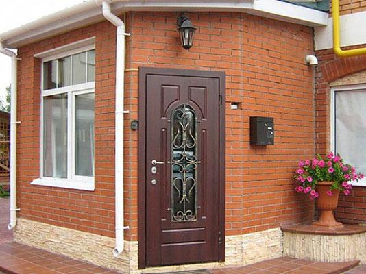 Входная металлическая дверь Можайск.