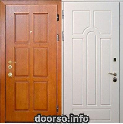 Дверь серии МДФ № 17.