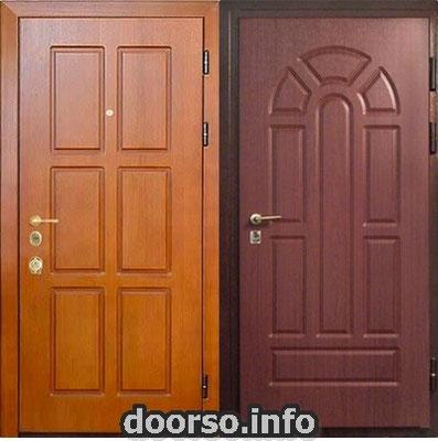 Дверь серии МДФ № 18.