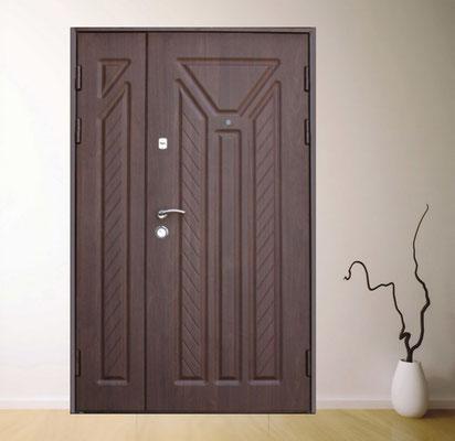 подъездные двери ПВХ