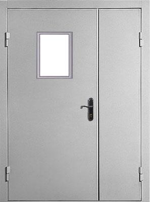 Техническая металлическая  дверь.