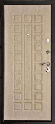 Металлическая дверь серии МДФ № 11.