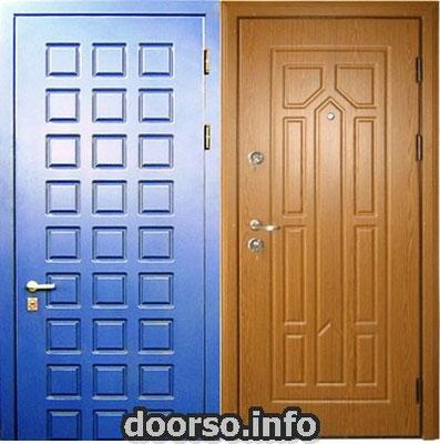Дверь серии МДФ № 7.