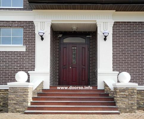 Нестандартная металлическая  дверь Одинцово.
