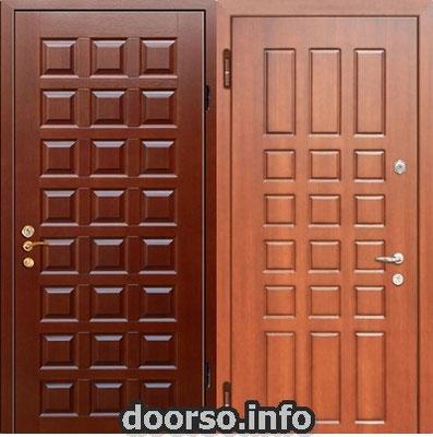 Дверь серии МДФ № 5.