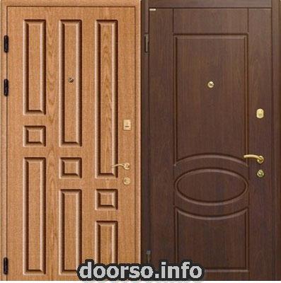Дверь серии МДФ № 6.