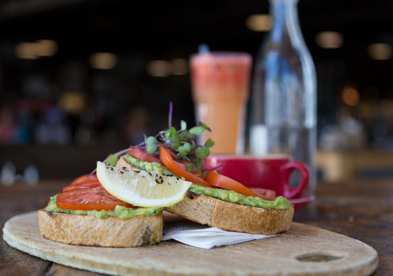 Cafe 28 - The Strand - Gold Coast - Freshcoat Creative Graphic Design & Photography