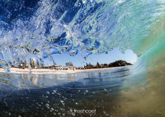 Burleigh Heads - Gold Coast - Freshcoat Creative Graphic Design & Photography