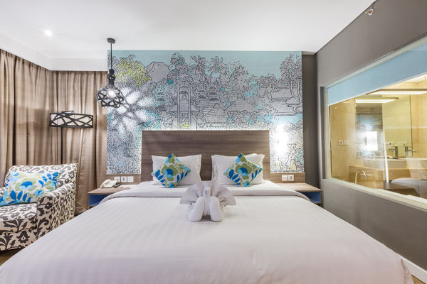Wyndham Garden Kuta Beach, Bali, Indonesia - Freshcoat Creative Graphic Design & Photography
