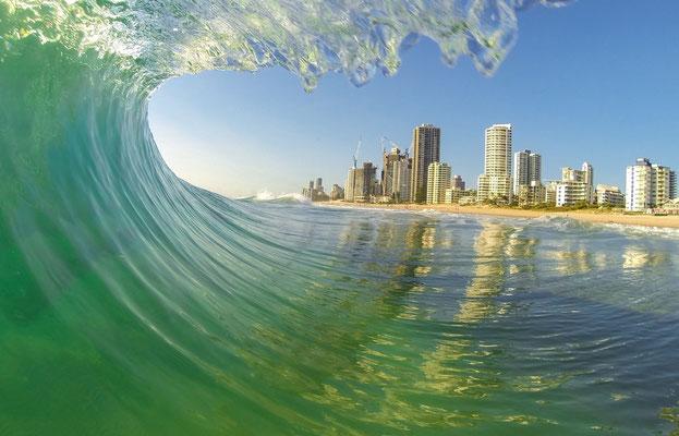 Surfers Paradise - Gold Coast - Freshcoat Creative Graphic Design & Photography