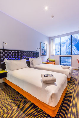 TRYP Hotel Fortitude Valley - Brisbane - Freshcoat Creative Graphic Design & Photography