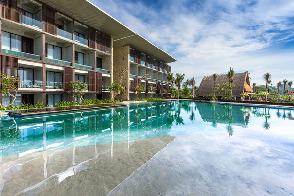Wyndham Tamansari Jivva Resort, Bali, Indonesia