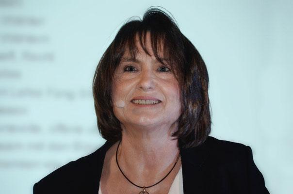 Christine Fröhlich (59 Jahre) von den Freien Wählern