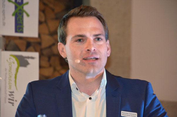 Max Eichstetter (35 Jahre) von der CSU