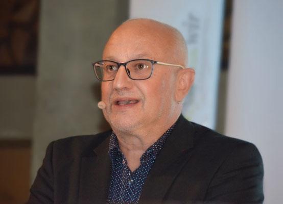 Erich Nieberle (58 Jahre) von der SPD