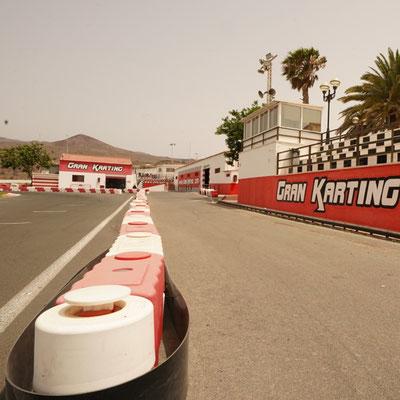 circuito de karting en Maspalomas