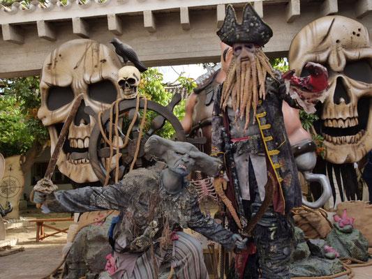 zancudos piratas fiesta