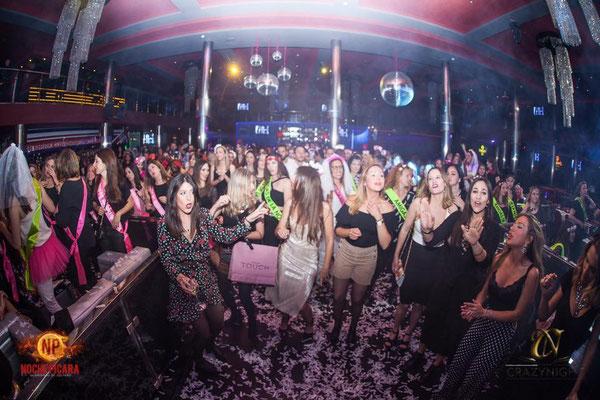 zona de baile Occo Sevilla