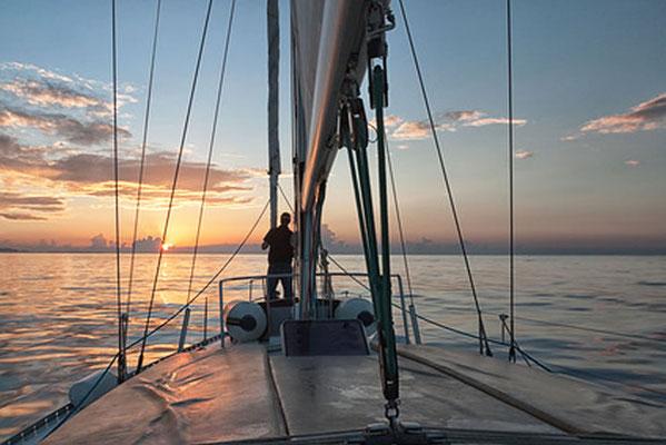 paseo barco velero las palmas