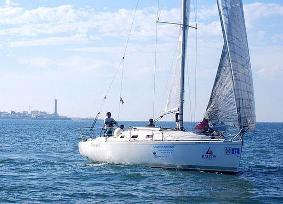 Paseo en barco de grupos Punta Umbria