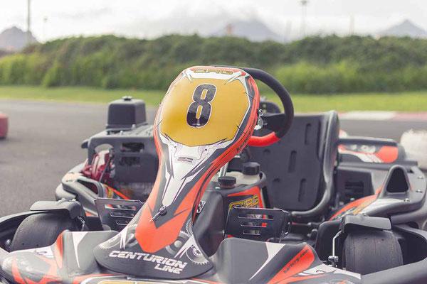competición de karting Tenerife