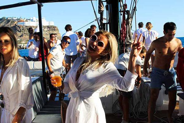 Boat party las palmas de gran canaria